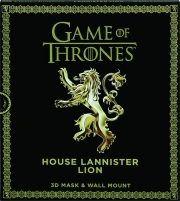 HOUSE LANNISTER LION: Game of Thrones