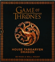 HOUSE TARGARYEN DRAGON: Game of Thrones