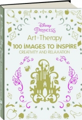 ART THERAPY--DISNEY PRINCESS