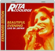 RITA COOLIDGE: Beautiful Evening, Live in Japan