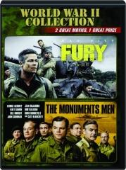 FURY / THE MONUMENTS MEN