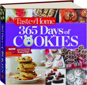<I>TASTE OF HOME</I> 365 DAYS OF COOKIES