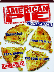 AMERICAN PIE PRESENTS: 4-Play Pack Unrated