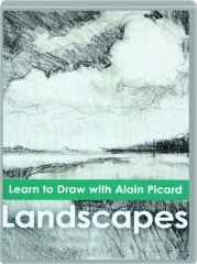 LANDSCAPES: Learn to Draw with Alain Picard
