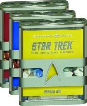 <I>STAR TREK</I>--THE ORIGINAL SERIES: Seasons 1-3