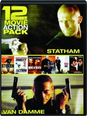 12 MOVIE ACTION PACK
