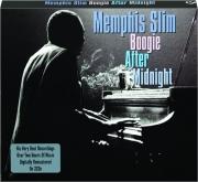 MEMPHIS SLIM: Boogie After Midnight