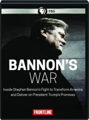 BANNON'S WAR