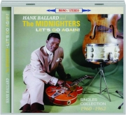 HANK BALLARD AND THE MIDNIGHTERS: Let's Go Again!