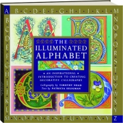 THE ILLUMINATED ALPHABET