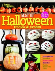 BETTER HOMES AND GARDENS BEST OF HALLOWEEN TRICKS & TREATS