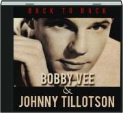 BOBBY VEE & JOHNNY TILLOTSON: Back to Back