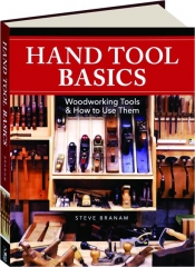 HAND TOOL BASICS: Woodworking Tools & How to Use Them