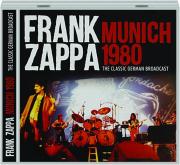 FRANK ZAPPA: Munich 1980
