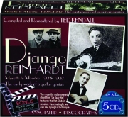 DJANGO REINHARDT: Musette to Maestro 1928-1937