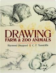 DRAWING FARM & ZOO ANIMALS