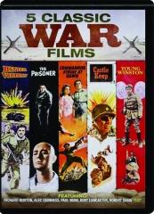 5 CLASSIC WAR FILMS