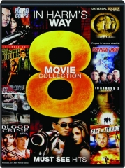 IN HARM'S WAY: 8 Movie Collection