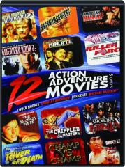 12 ACTION ADVENTURE MOVIES