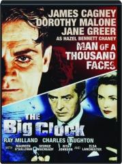 MAN OF A THOUSAND FACES / THE BIG CLOCK
