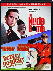 THE NUDE BOMB / DUDLEY DO-RIGHT