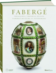 FABERGE: Treasures of Imperial Russia, Faberge Museum, St. Petersburg
