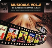MUSICALS, VOL. 2: Six Classic Soundtrack Albums