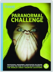 PARANORMAL CHALLENGE