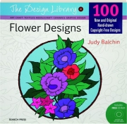 FLOWER DESIGNS: The Design Library