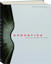 ACOUSTICS: Architecture, Engineering, the Environment
