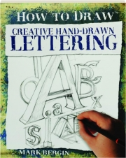 HOW TO DRAW CREATIVE HAND-DRAWN LETTERING