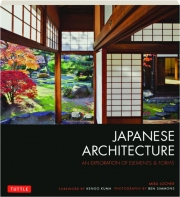 JAPANESE ARCHITECTURE: An Exploration of Elements & Forms