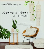 MACRAME AT HOME