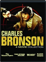 CHARLES BRONSON 4 MOVIE COLLECTION