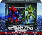 THE AMAZING SPIDER-MAN 3D LIMITED EDITION GIFT SET