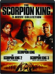 THE SCORPION KING: 3-Movie Collection