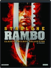 RAMBO CLASSIC TRILOGY COLLECTION