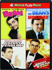 BEAN: THE MOVIE / MR. BEAN'S HOLIDAY / JOHNNY ENGLISH / JOHNNY ENGLISH REBORN