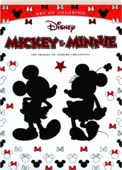 ART OF COLORING MICKEY & MINNIE
