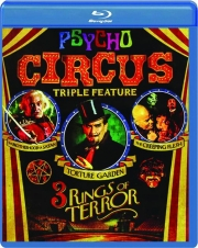 PSYCHO CIRCUS: Triple Feature