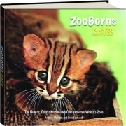 ZOOBORNS CATS! The Newest, Cutest Kittens and Cubs from the World's Zoos