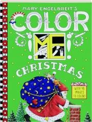 MARY ENGELBREIT'S COLOR ME CHRISTMAS