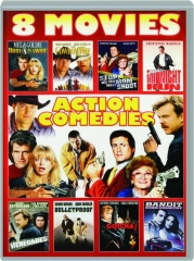 ACTION COMEDIES: 8-Movie Collection