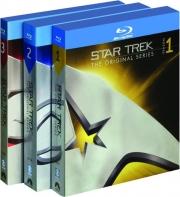 STAR TREK--THE ORIGINAL SERIES: Seasons 1,2,3
