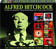 ALFRED HITCHCOCK: The Classic Soundtrack Collection