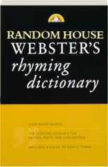 RANDOM HOUSE WEBSTER'S RHYMING DICTIONARY