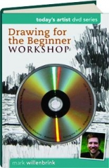 DRAWING FOR THE BEGINNER WORKSHOP: Today's Artist DVD Series