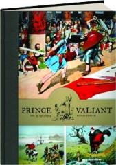 PRINCE VALIANT, VOL. 9, 1953-1954