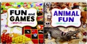 FUN AND GAMES / ANIMAL FUN: A Spot-It Challenge