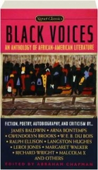 BLACK VOICES: An Anthology of African-American Literature